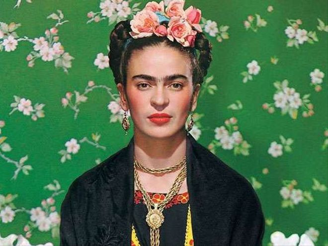 """""""Frida Kahlo: Making Herself Up"""" at the V&A in London"""