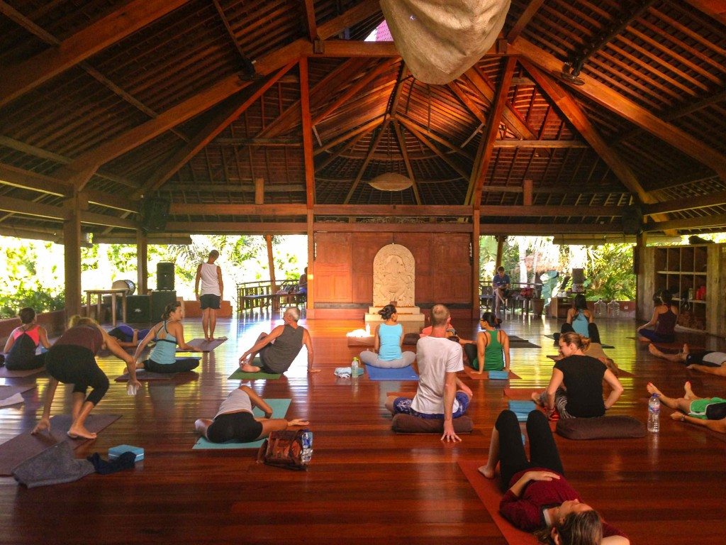 wellness yoga barn