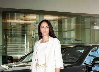 Mihaela Tudorica, Director de Vanzari Bentley si Lamborghini, Porsche Inter Auto Romania