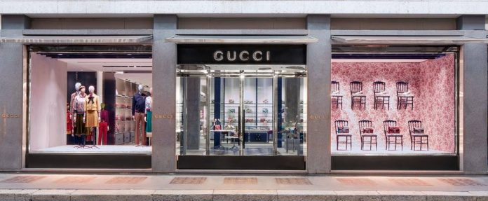 brands gucci store