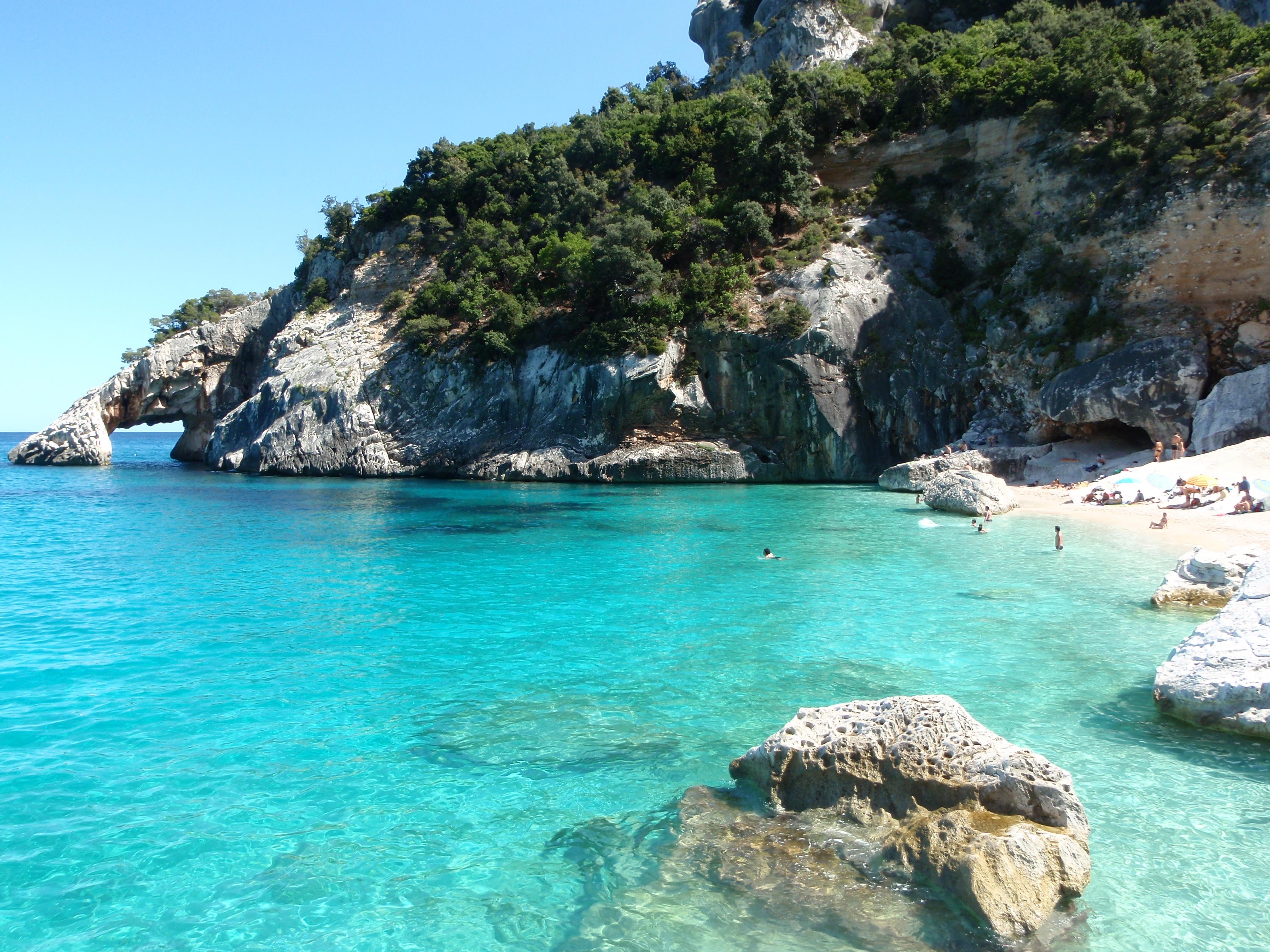 Cala Goloritzé (Sardinia, Italy)