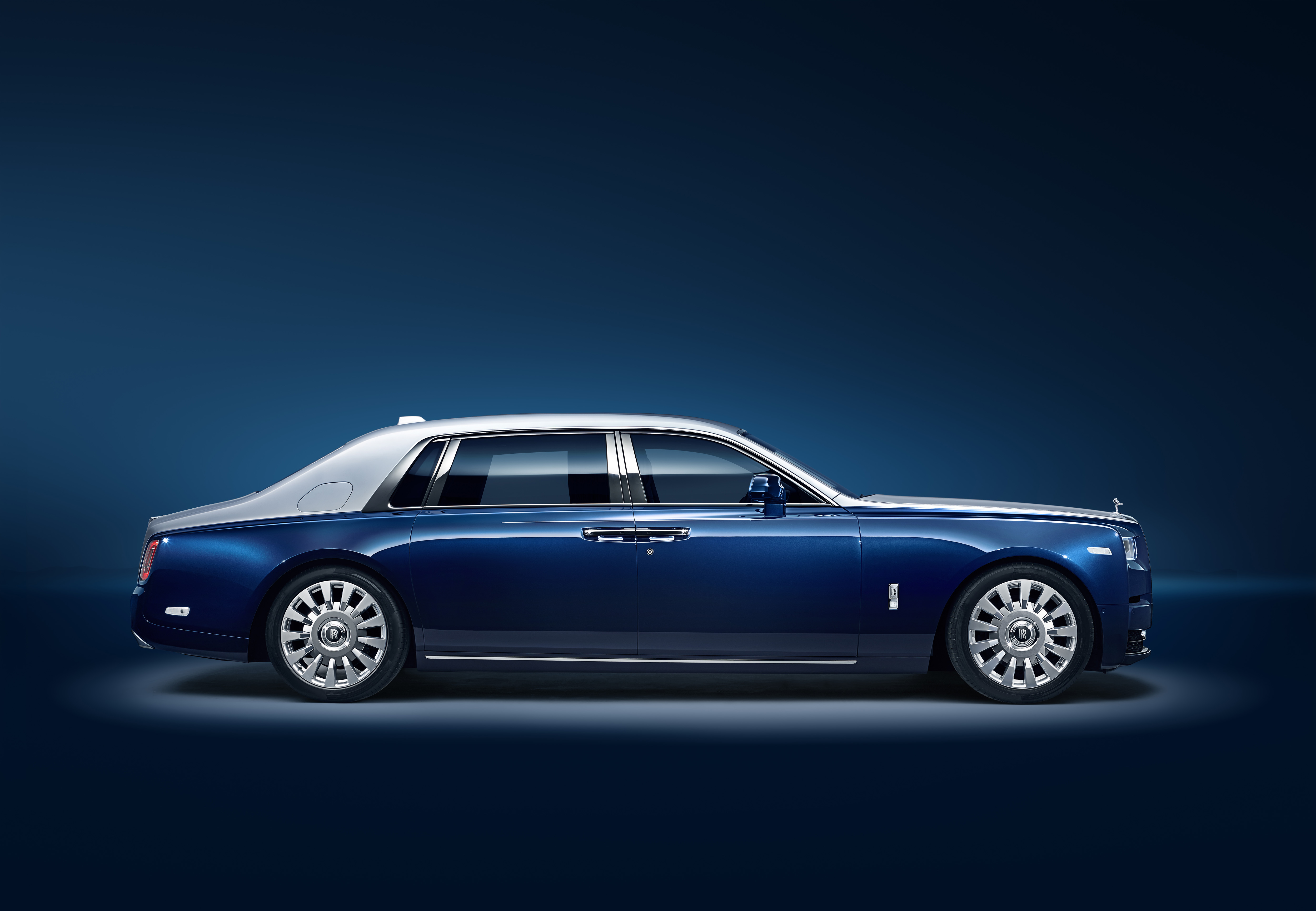 Rolls Royce Motor Cars Takes The Luxury Of Privacy To A New Level