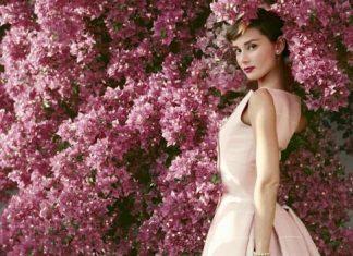 Audrey Hepburn, 1955, Norman Parkinson